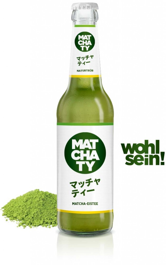 Matchaty — Matcha-Eistee